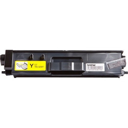 Brother TN-329Y Toner Cartridge - Yellow