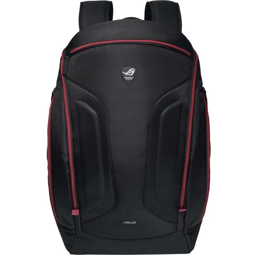"""Asus Shuttle Carrying Case (Backpack) for 17"""" Notebook, Netbook, Smartphone, Document, Portable Audio Player 