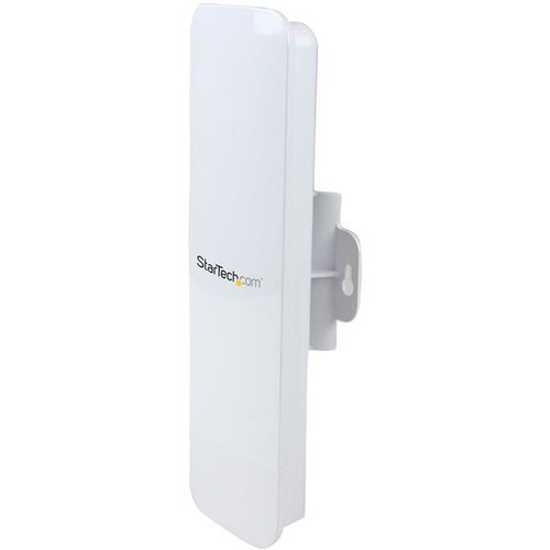 StarTech.com Outdoor 300 Mbps 2T2R Wireless-N Access Point | 5GHz 802.11a/n PoE-Powered WiFi AP