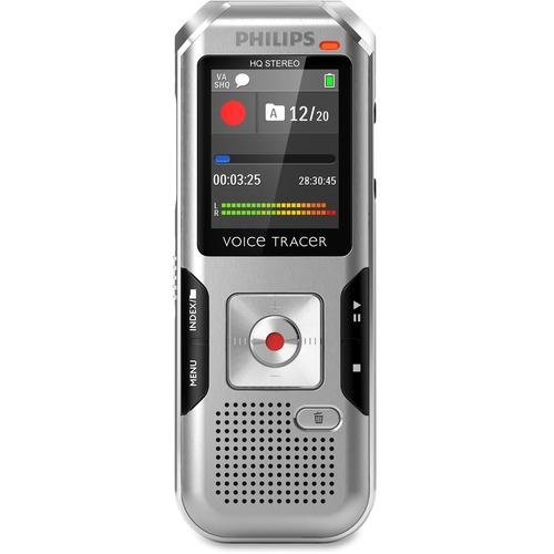 Philips Speech Digital Voice Tracer 4000 - Portable