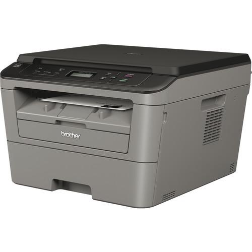 Brother DCP-L2500D Laser Multifunction Printer - Monochrome - Plain Paper Print - Desktop