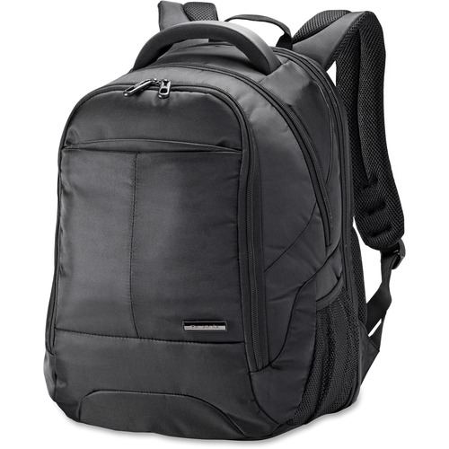 "Classic Perfect Fit Backpack, 9.3""x17.8""x12.5"", Black"