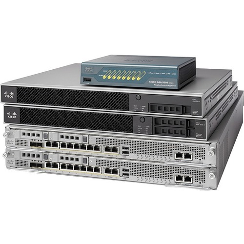 CISCO SYSTEMS - SECURITY ASA 5525-X WITH FIREPOWER SERVICES 8GE AC 3DES/AES SSD