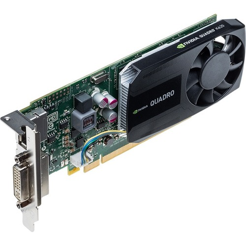 PNY Quadro K620 Graphic Card | 2 GB GDDR3 SDRAM | PCI Express 2.0 x16 | Low-profile