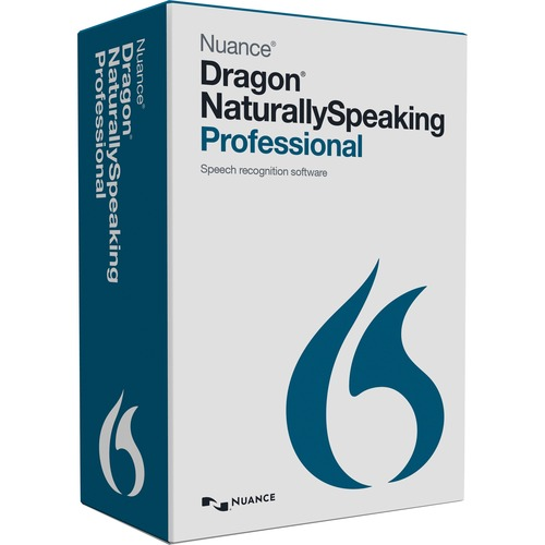 Nuance Dragon NaturallySpeaking v.13.0 Professional   1 User