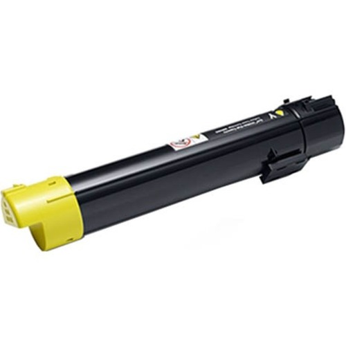 Dell Yellow 12000 Page Toner Cartridge