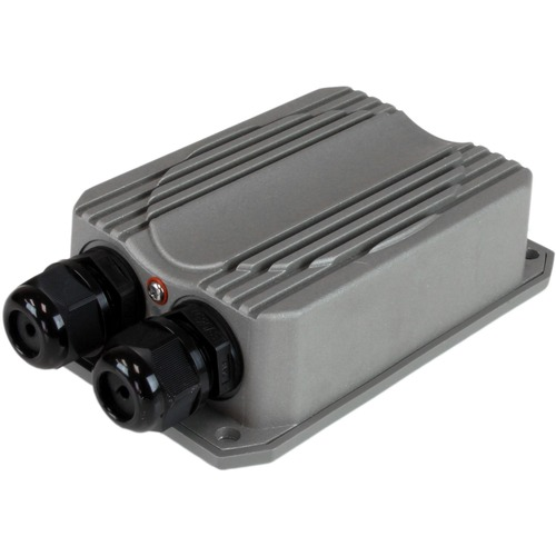 StarTech.com Rugged Outdoor Wireless-N Access Point | 5GHz | PoE Powered | Metal IP67 | 300Mbps Wi-Fi AP @ 5GHz