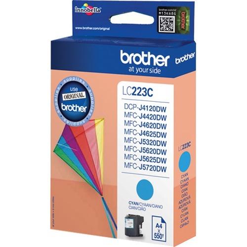 Brother LC-223C Ink Cartridge - Cyan