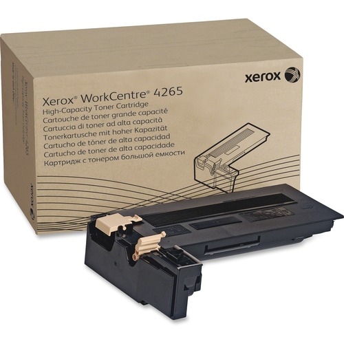 Xerox Toner Cartridge | Black