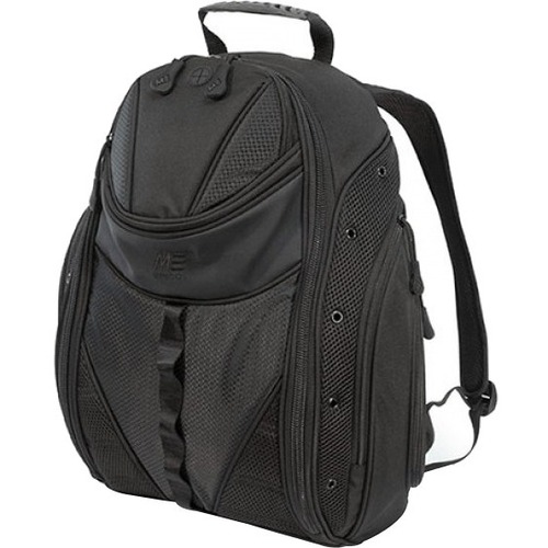 "EXPRESS BACKPACK - 16""/17"" MACBOOK SCREEN & DEDICATED TABLET COMPARTMENT - BLACK"