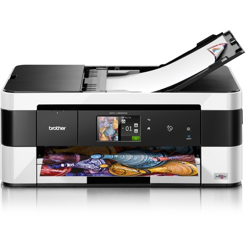 Brother MFC-J4620DW Inkjet Multifunction Printer - Colour - Plain Paper Print - Desktop