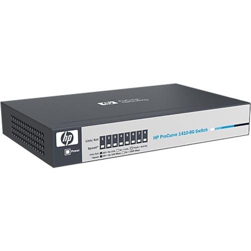 HP 1410-8G Switch