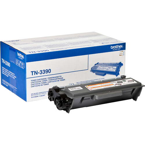 Brother TN3390 Toner Cartridge - Black