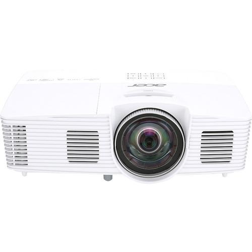 Acer S1283Hne 3D Ready DLP Projector | HDTV | 4:3