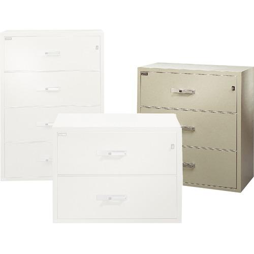 Gardex Gl 403 Lateral Filing Cabinet Gargl403bg