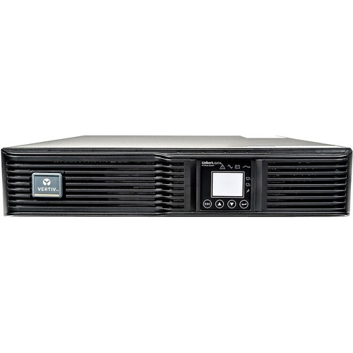 Liebert GXT4-3000RT120 UPS 3000VA/2700W; rack rails; battery; 2 programmable outlet pairs