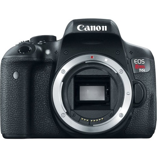 Canon EOS Rebel T6i 24.2 Megapixel Digital SLR Camera Body Only