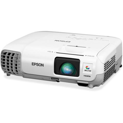 Epson PowerLite X27 LCD Projector | HDTV | 4:3