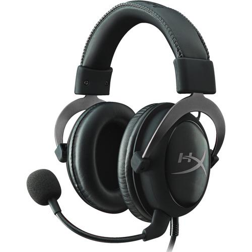 Kingston HyperX Cloud II Pro Gaming Headset, Gun Metal