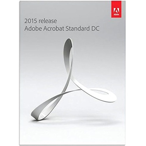 Adobe Acrobat DC Standard - 1 User