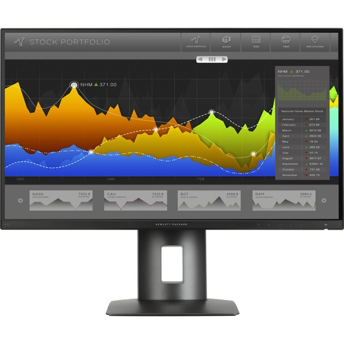 "HP Business Z27n 27"" LED LCD Monitor 