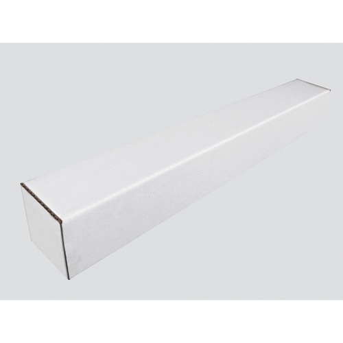 """Spicers Mailing Tube - 37"""" Width x 3"""" Length - White"""