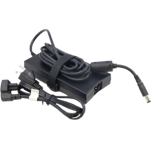 DELL - PERIPHERALS 130WATT 3PRONG AC ADAPTER WITH 6FT POWER CORD