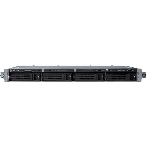 BUFFALO TeraStation 5400 4-Drive 24 TB Rackmount NAS for Small/Medium Business SMB (TS5400RN2404)