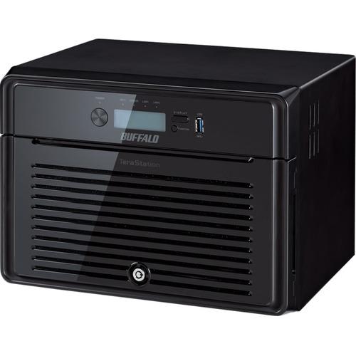 BUFFALO TeraStation 5800 8-Drive 32 TB Desktop NAS for Small/Medium Business SMB (TS5800DN3208)