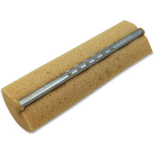 Genuine Joe Roller Sponge Mop Refill - Natural