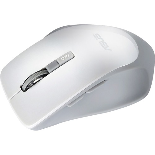 Asus WT425 Mouse - Optical - Wireless - White