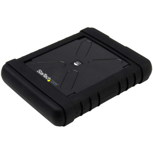 STARTECH 2.5IN SATA HDD & SSD ENCLOSURE WATER RESISTANT IP54 USB 3.0