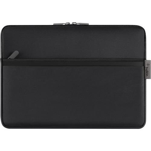 Belkin Carrying Case Sleeve for 30.5 cm 12inch Tablet - Black - Neoprene