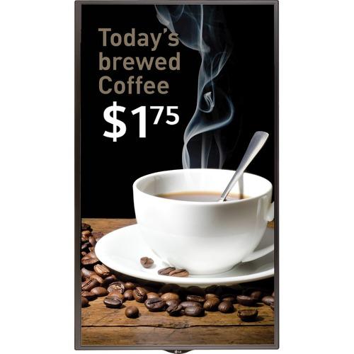 LG SuperSign 49SE3B-B Digital Signage Display