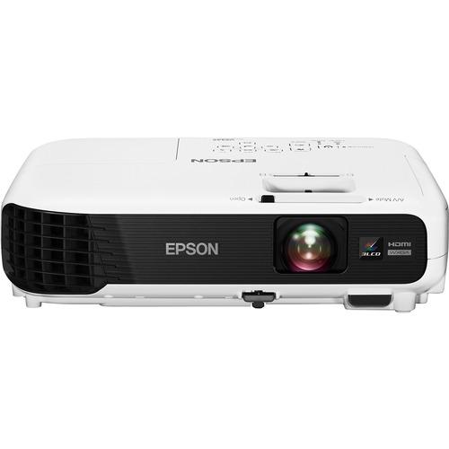 Epson VS345 LCD Projector   720p   HDTV   16:10