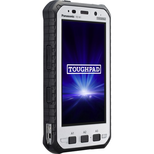 Toughpad FZ-X1, Android 4.2.2,  4G LTE AT&T/Verizon Micro SIM Slots (Voice/Data) , Webcam, 8MP Cam, NFC, 2D Bar Laser (EA30), ANSI Haz Loc