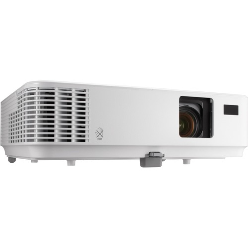 1080p, DLP, 3000 lumen, 8000:1 contrast projector w/7W speaker, 3D ready, Closed