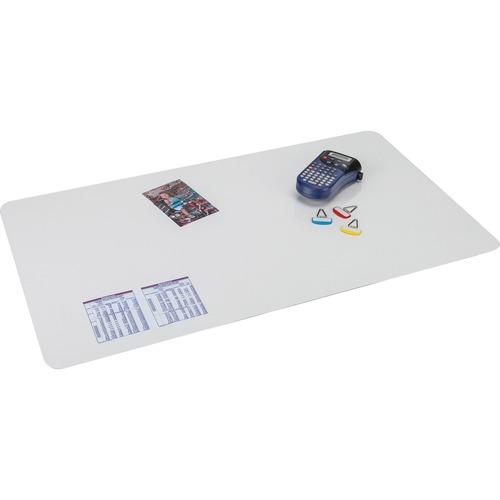 Artistic Krystal View Clear Desk Pad Rectangle 38