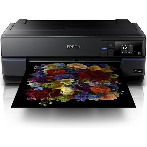Epson SC-P800 Inkjet Printer - Colour - 2880 x 1440 dpi Print - Photo Print - Desktop - A2 Envelope, C4 Envelope, Photo, Legal, Letter, A3, A6, B6, A5, C6 Envelope,