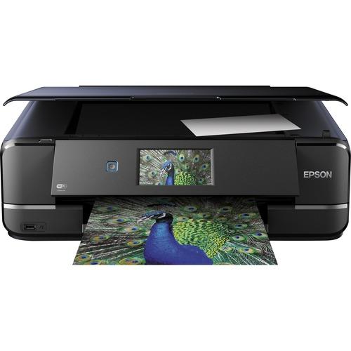 Epson Expression Photo XP-960 Inkjet Multifunction Printer | Color | Photo Print | Desktop
