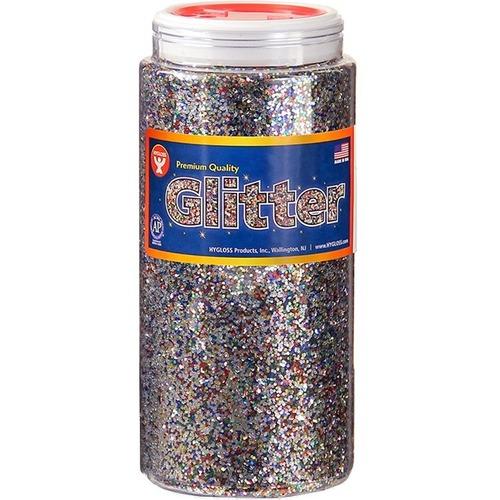 Hygloss Glitter - 453.6 g - Multicolor