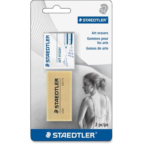 Staedtler karat 5427 Art Eraser - 2 / Set - Smudge-free