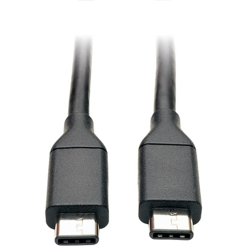 USB 3.1 Gen 1 (5 Gbps) Cable, USB Type-C (USB-C) M/M, 3-ft. Length