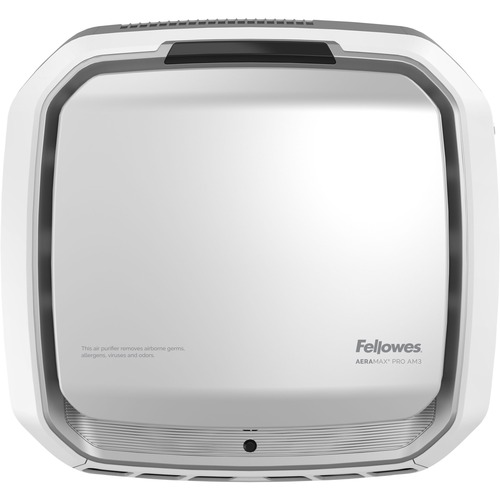 Fellowes AeraMax Pro AM3 Air Purifier - Stainless - Wall Mounted
