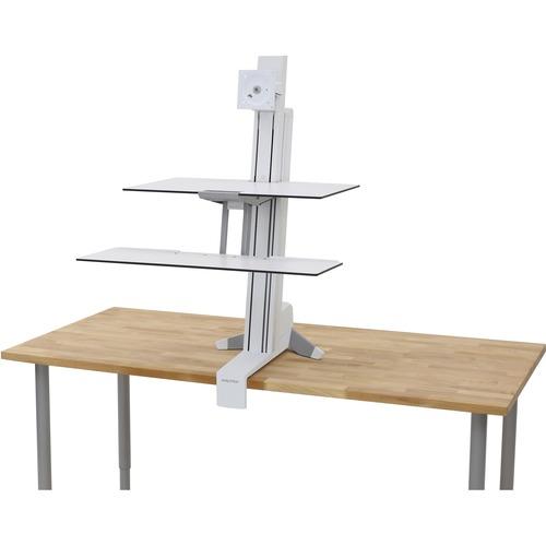 Ergotron WorkFit-S Computer Stand