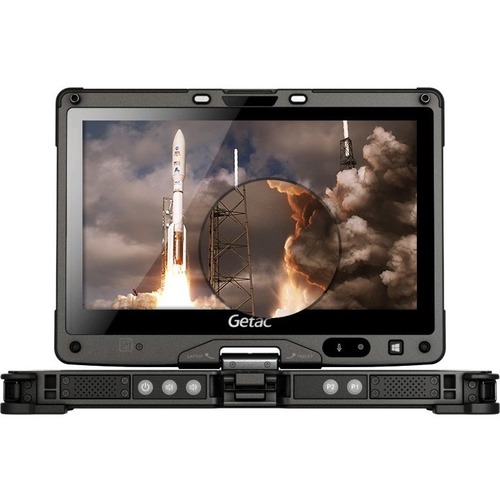 "GETAC V110 G2 - INTEL CORE I5-5200U, 11.6"" WITH WEBCAM, WIN7 PRO X64, 8GB RAM, 1"
