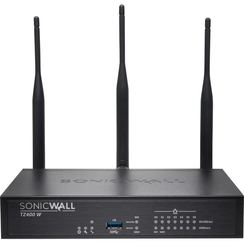 SONICWALL - HARDWARE SONICWALL TZ400 WL-AC INTL SECURE UP PLUS 3YR
