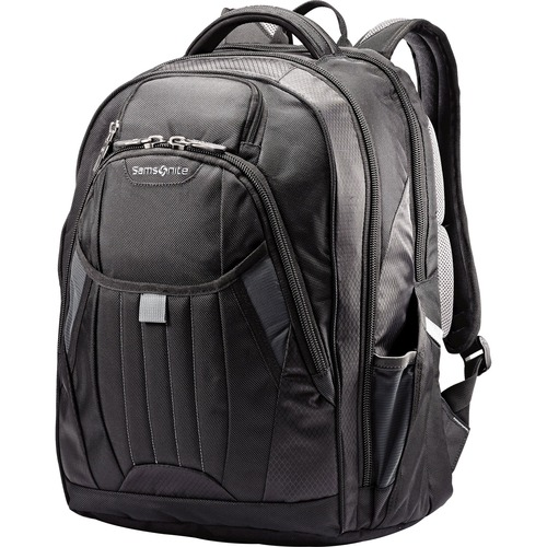 "17"" TECTONIC 2 LARGE BACKPACK, BLK/BLK"