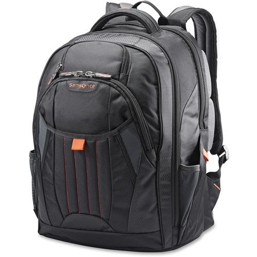 """Tectonic Backpack, 8-1/2""""x13-1/2"""", Black"""