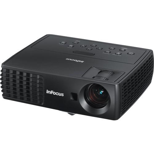 InFocus 3D Ready DLP Projector | 720p | HDTV | 16:10